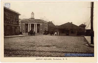 Depot Square, Tuckahoe