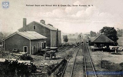 Dover Furnace Station and Mutual Milk