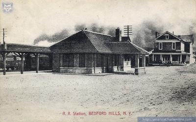 Bedford Hills station