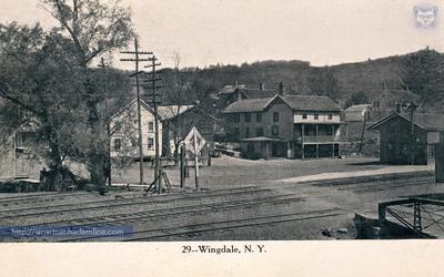 Wingdale crossing