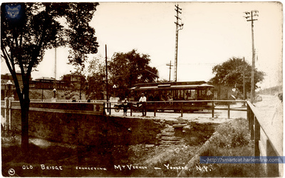 Mount Vernon - Yonkers Trolley