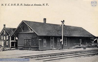 Amenia station