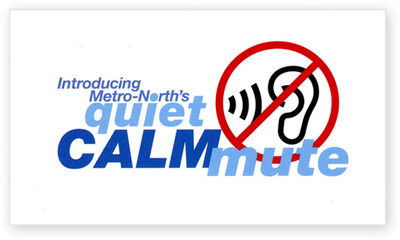 Quiet Car Card