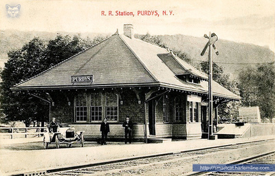 Purdys Station