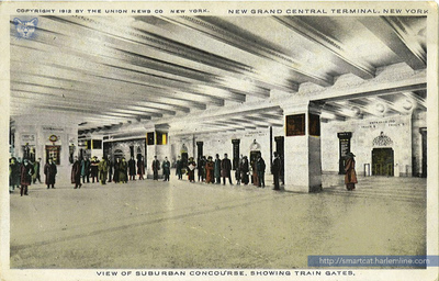 Grand Central Terminal Suburban Level