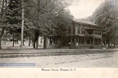 Wassaic House