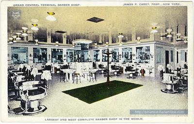 Grand Central Barber Shop