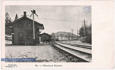 Wingdale Station